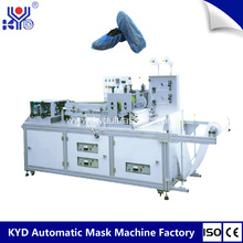 Disposable PE Shoe Cover Making Machine